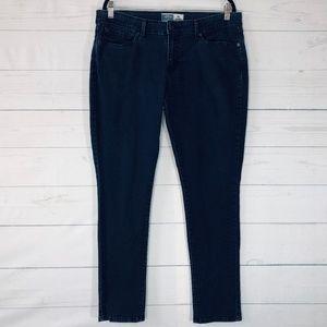Levi Signature The Skinny Jeans Size 16M